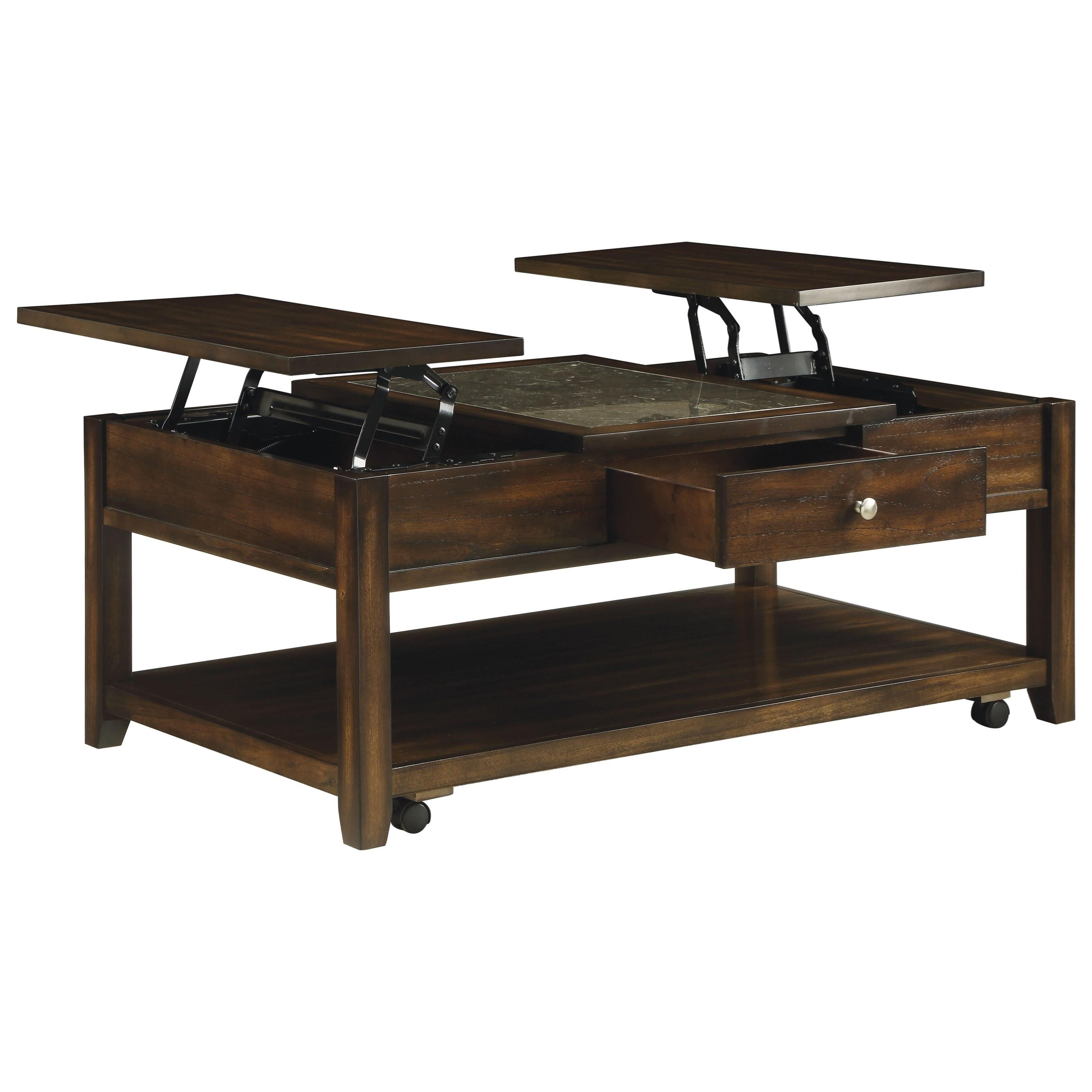 Cilnia Coffee Table by Acme Furniture at A1 Furniture & Mattress