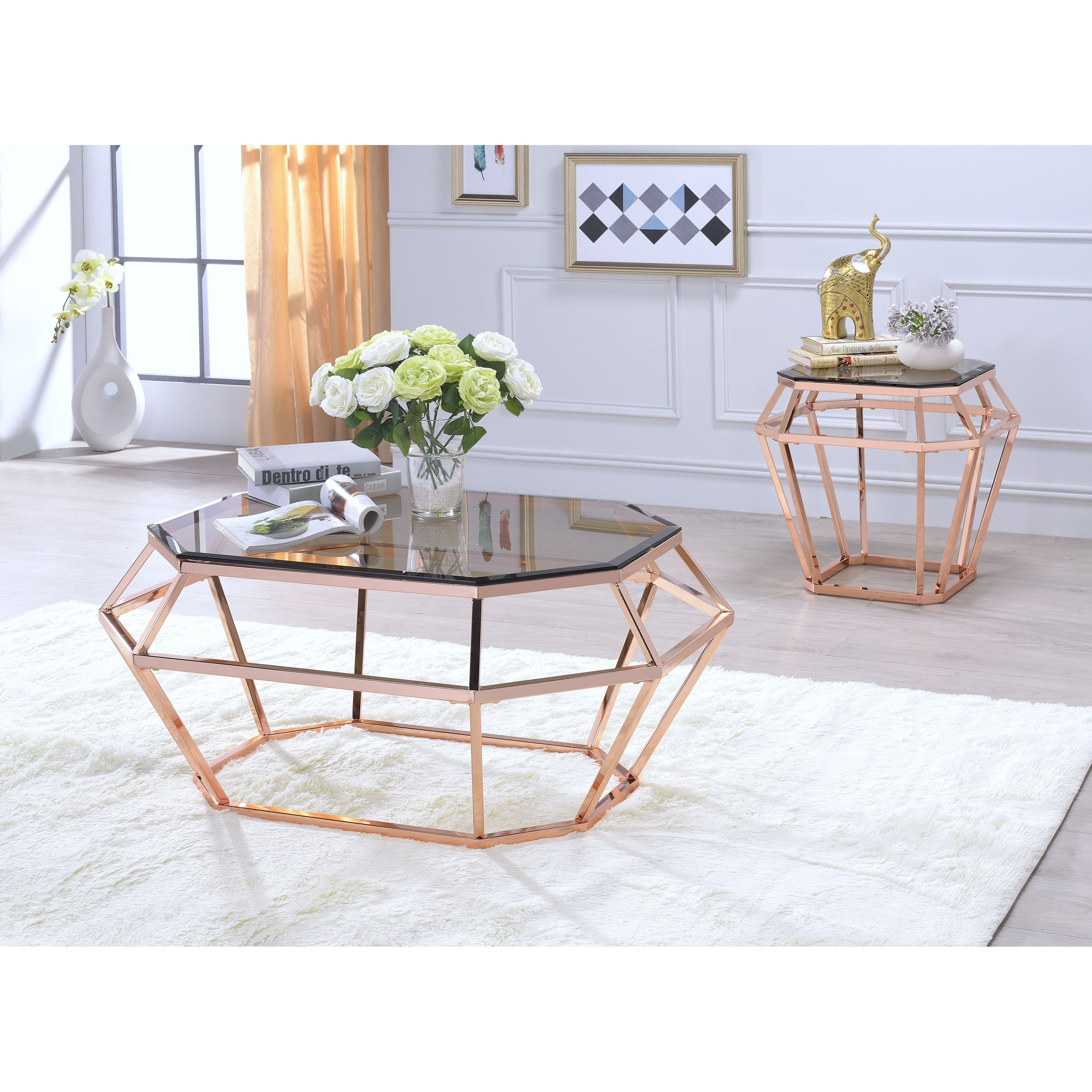 Clifton End Table by Acme Furniture at Carolina Direct