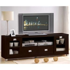 Entertainment Console with 2 Drawers