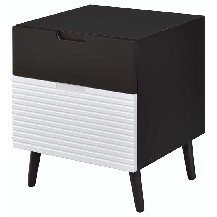 Daysi Nightstand by Acme Furniture at A1 Furniture & Mattress