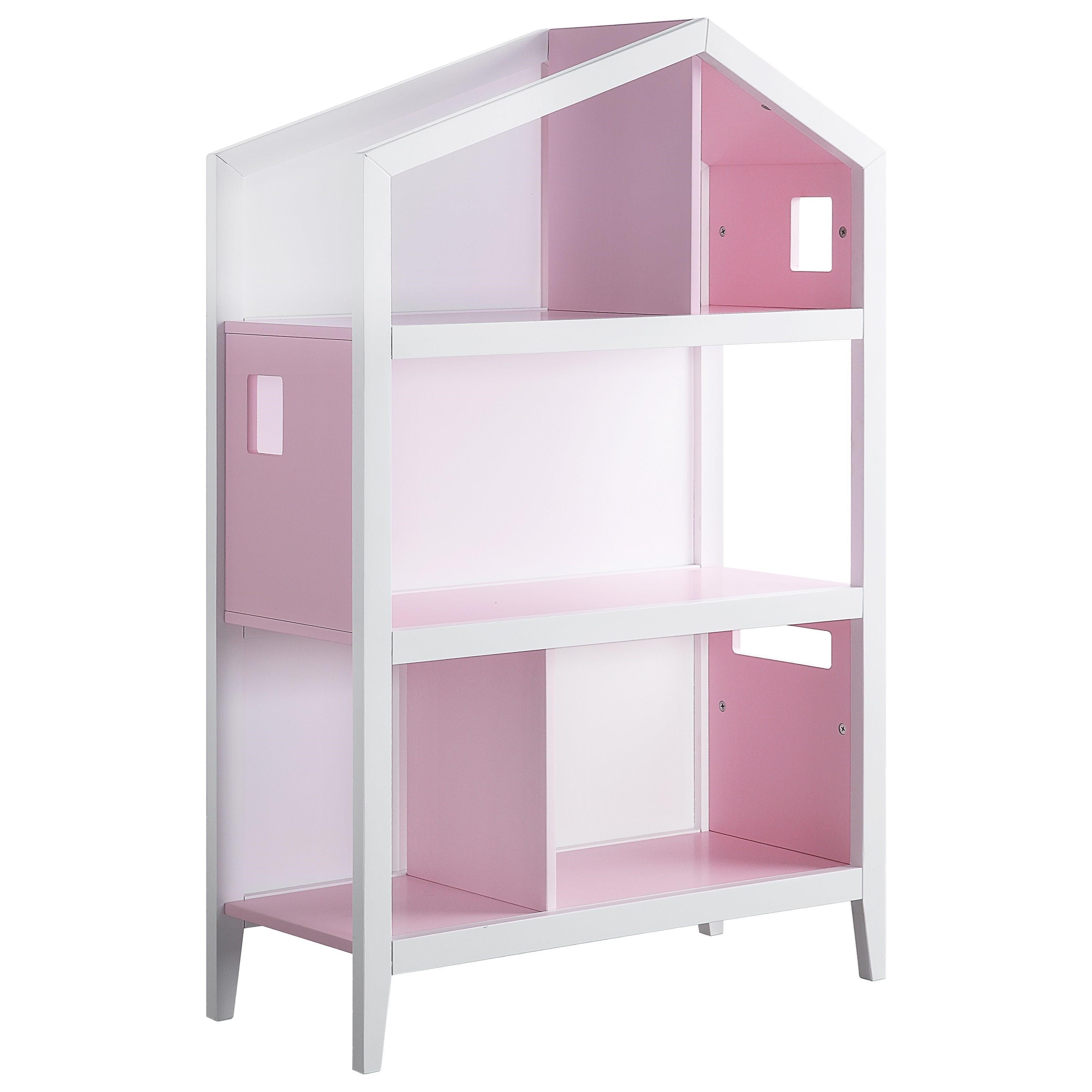 Doll Cottage Bookcase by Acme Furniture at Nassau Furniture and Mattress