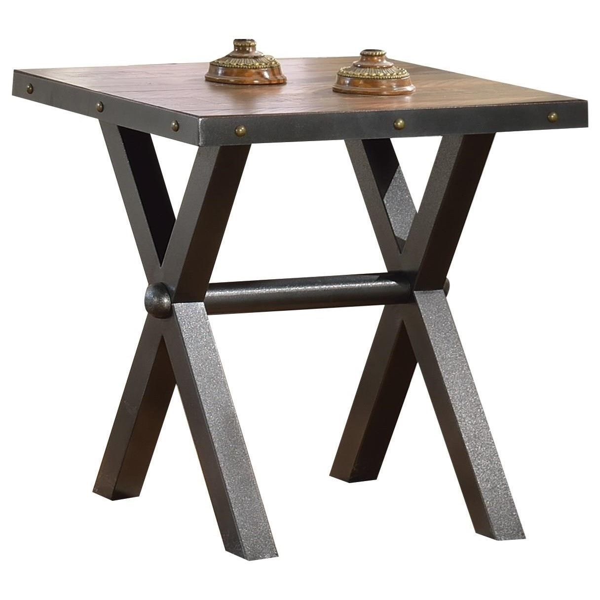 Earvin End Table by Acme Furniture at Carolina Direct