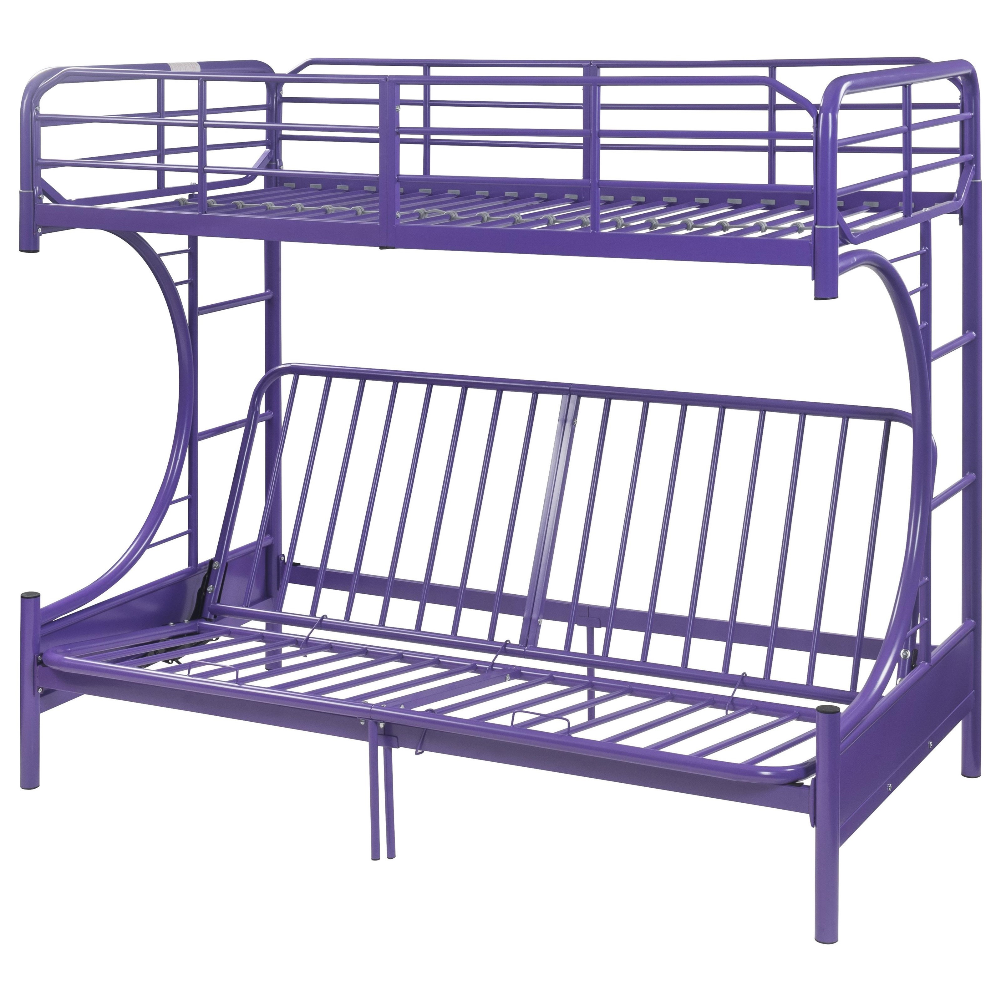 Eclipse Bunk Bed (Twin/Full/Futon) by Acme Furniture at Carolina Direct