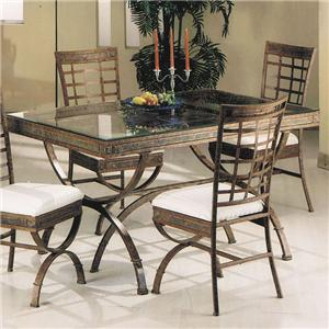 Acme Furniture Egyptian Dining Table