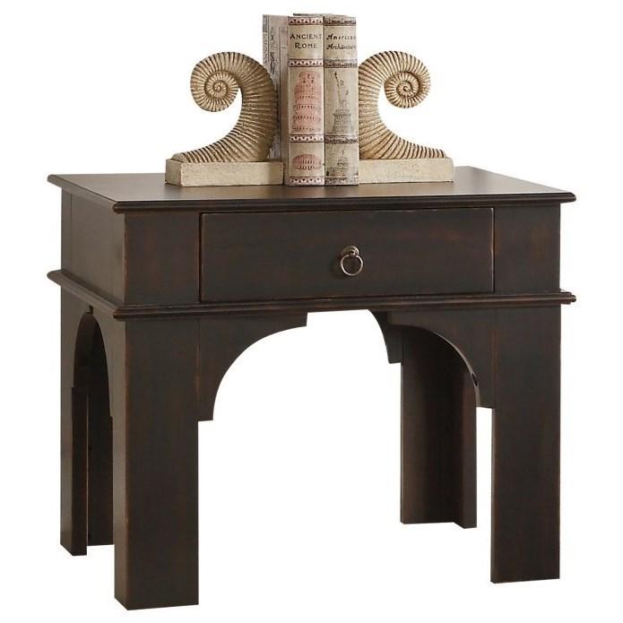 Elvira End Table by Acme Furniture at Carolina Direct