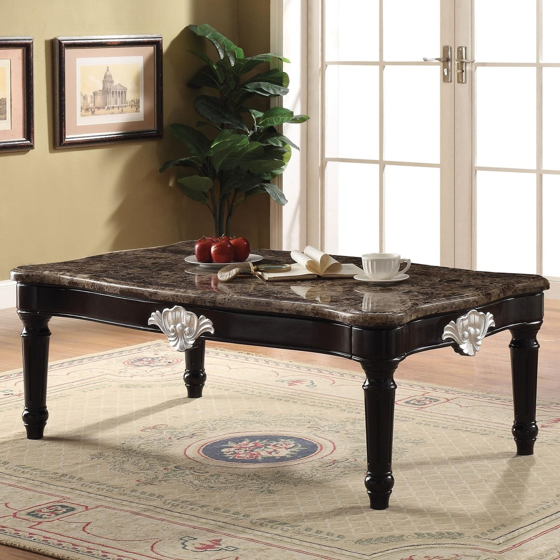 Ernestine Coffee Table by Acme Furniture at Carolina Direct