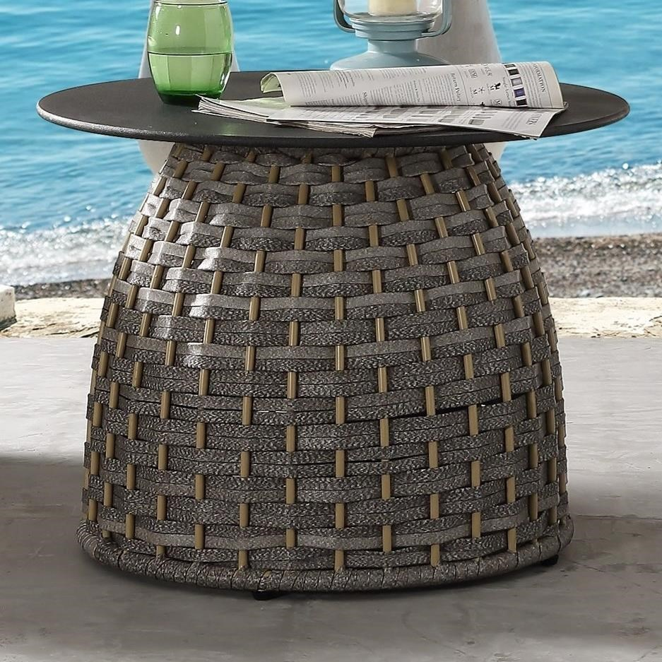 Eskil Patio Table by Acme Furniture at Nassau Furniture and Mattress