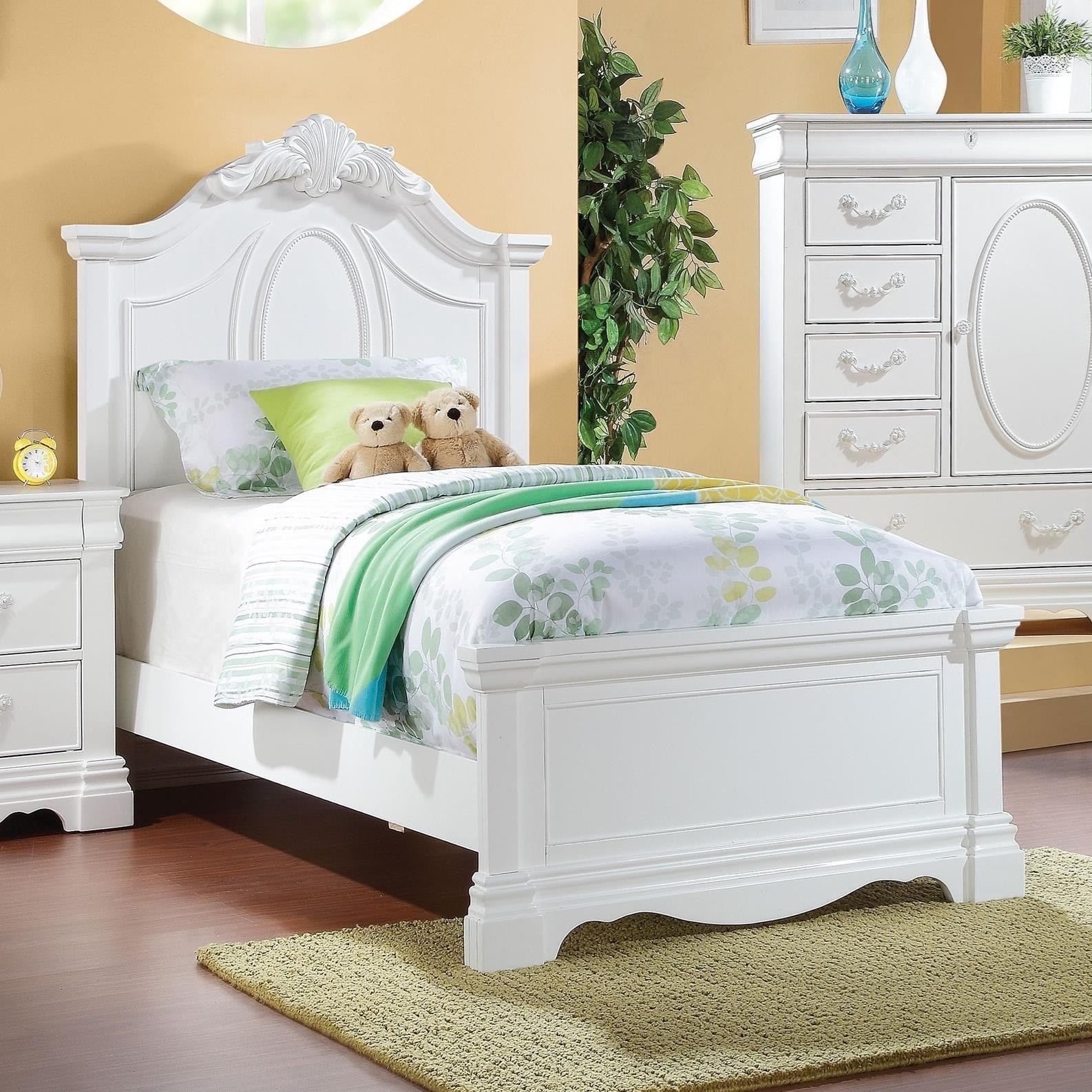 Estrella Full Bed by Acme Furniture at Carolina Direct