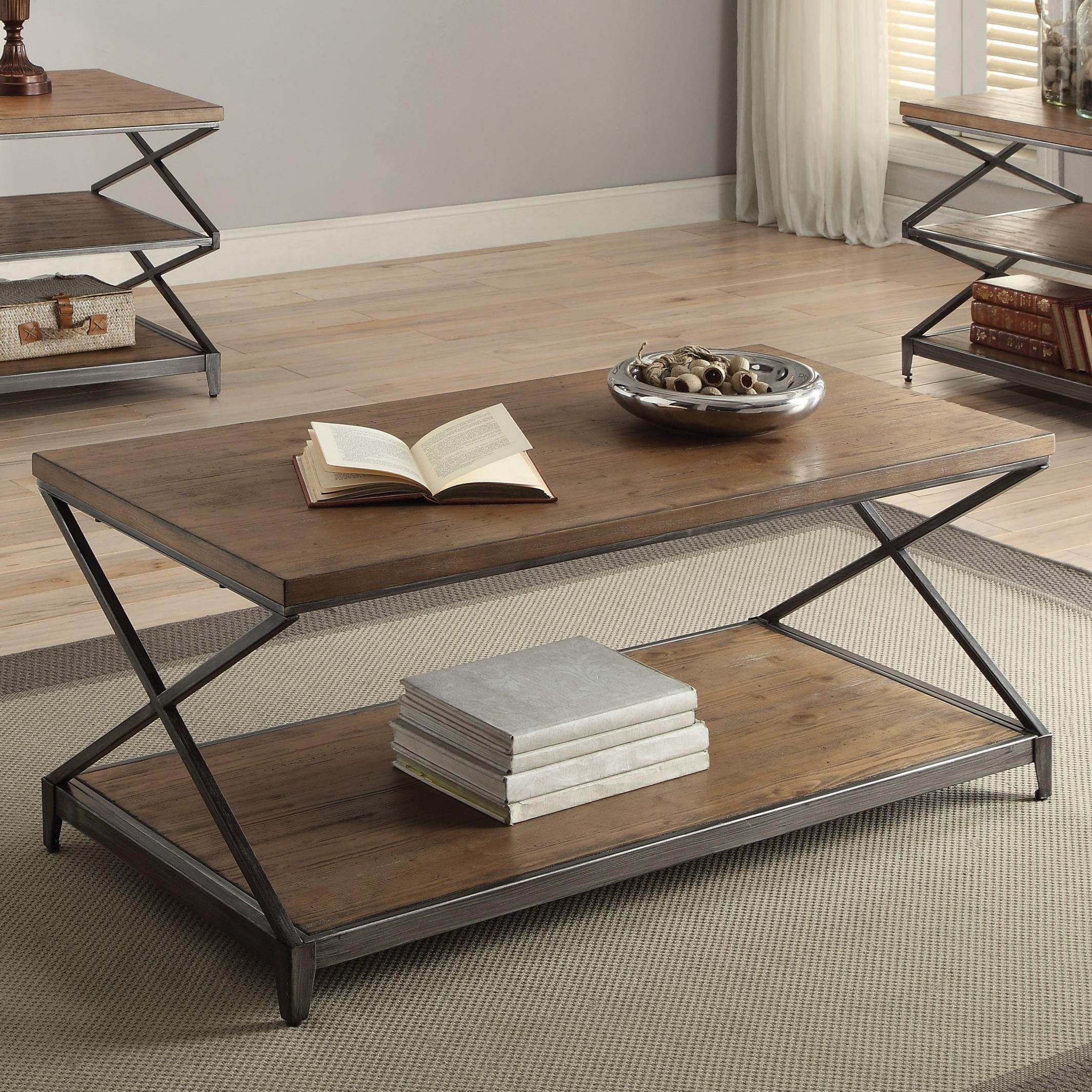 Fabio Coffee Table by Acme Furniture at Dream Home Interiors