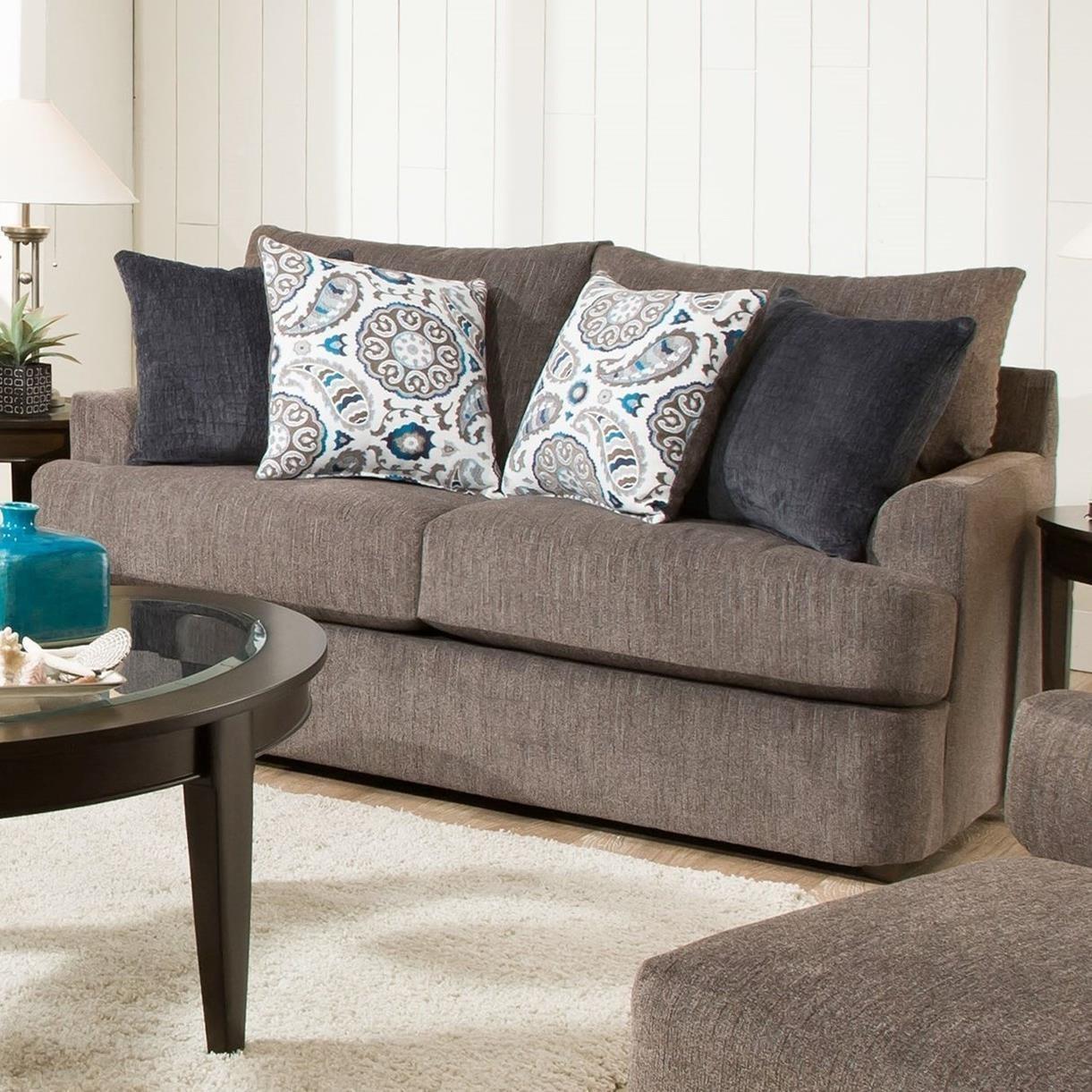 Firminus Loveseat by Acme Furniture at Nassau Furniture and Mattress