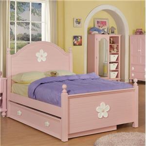 Full Flower Bed