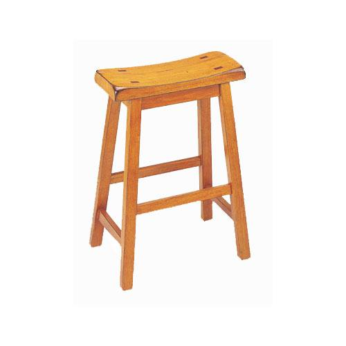 """Gaucho Set of Two 24"""" Stools by Acme Furniture at Carolina Direct"""