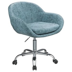 Contemporary Office Chair with Swivel Base