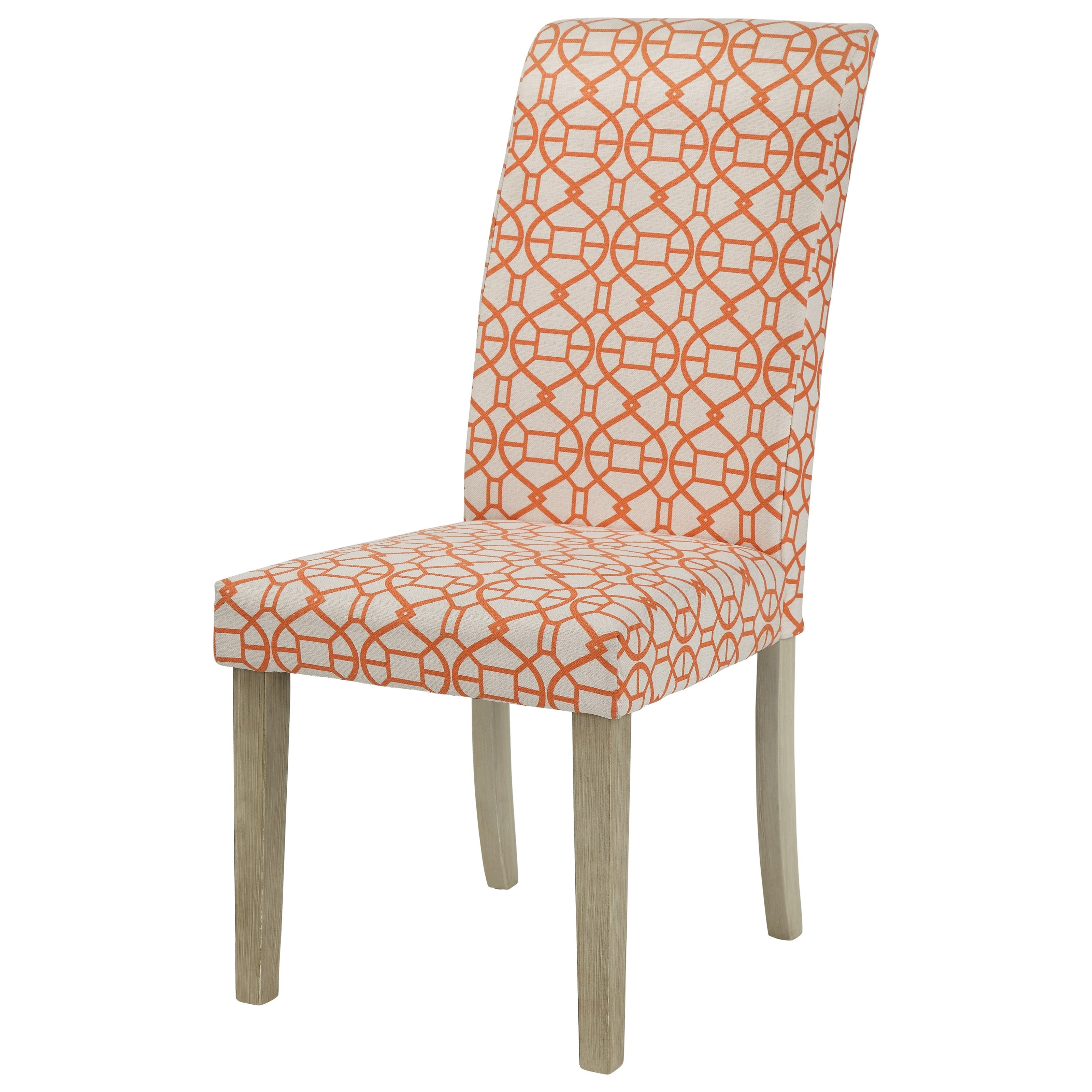 Glassden Side Chair by Acme Furniture at A1 Furniture & Mattress