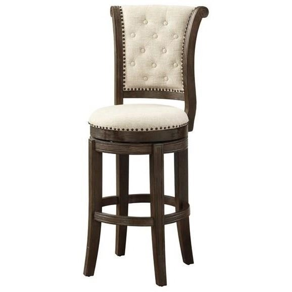 Glison Bar Chair by Acme Furniture at Carolina Direct