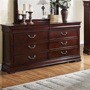 Dresser with 8 Drawers