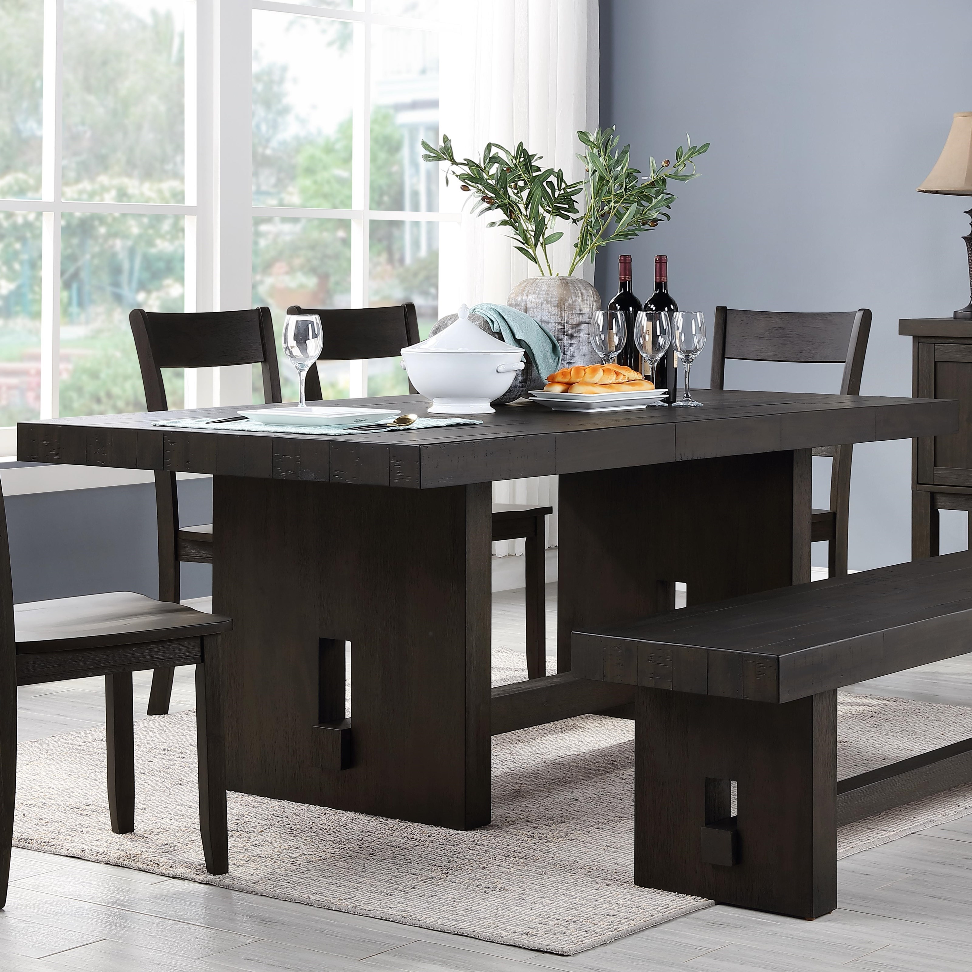 Haddie Dining Table by Acme Furniture at Carolina Direct