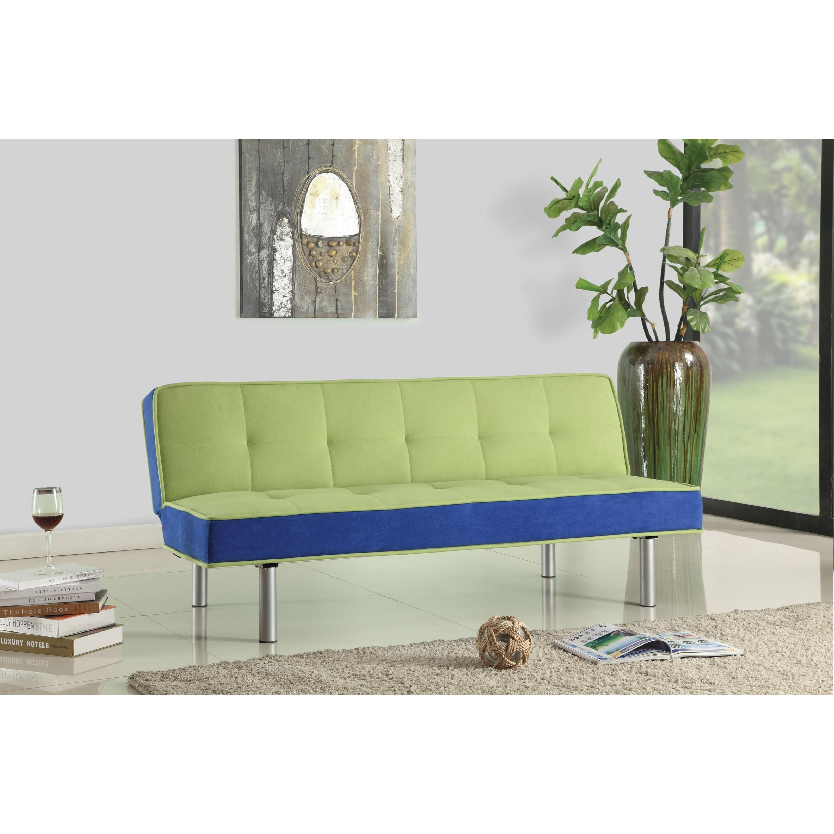 Hailey Adjustable Sofa by Acme Furniture at A1 Furniture & Mattress