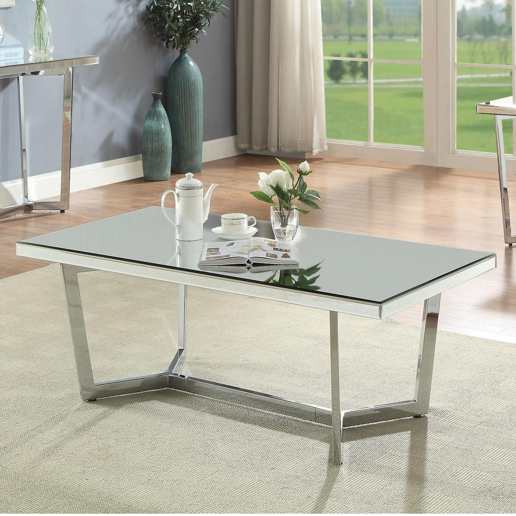 Hastin Coffee Table by Acme Furniture at Carolina Direct