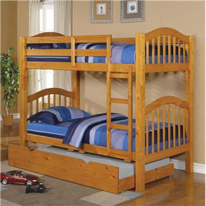 Bunkbed & Trundle