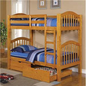 Bunkbed & Drawers