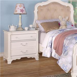 3-Drawer Youth Nightstand