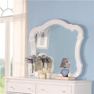 Youth Traditional Dresser-top Mirror