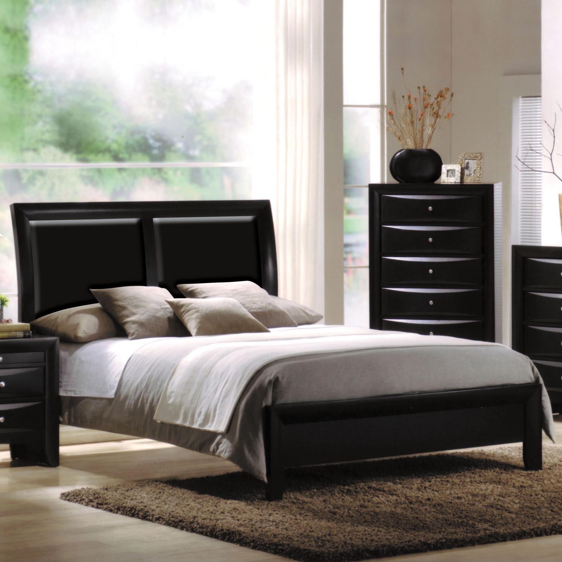 Ireland I California King Bed by Acme Furniture at Carolina Direct