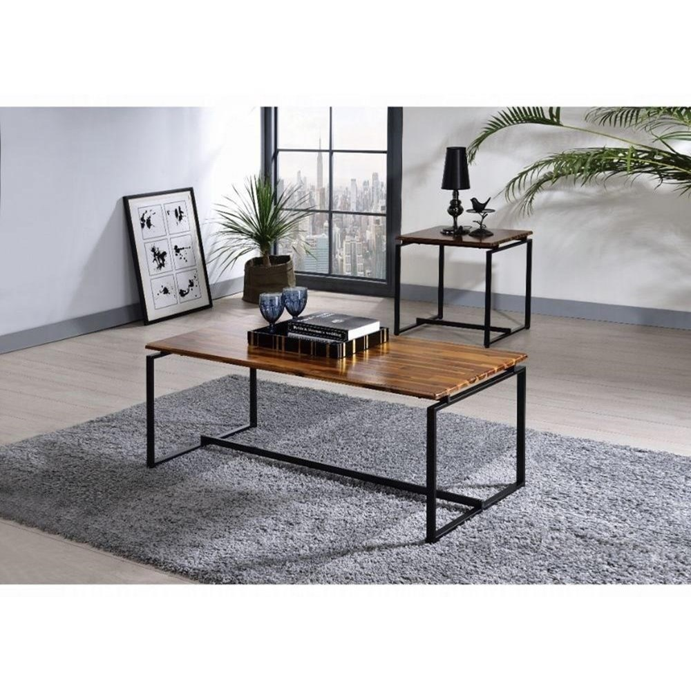Jurgen 3Pc Pack Coffee/End Set by Acme Furniture at Carolina Direct