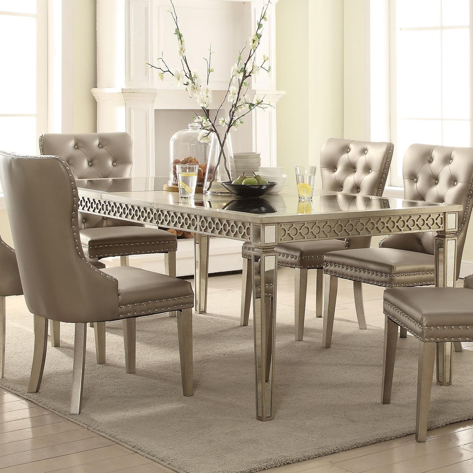 Kacela Dining Table by Acme Furniture at Carolina Direct