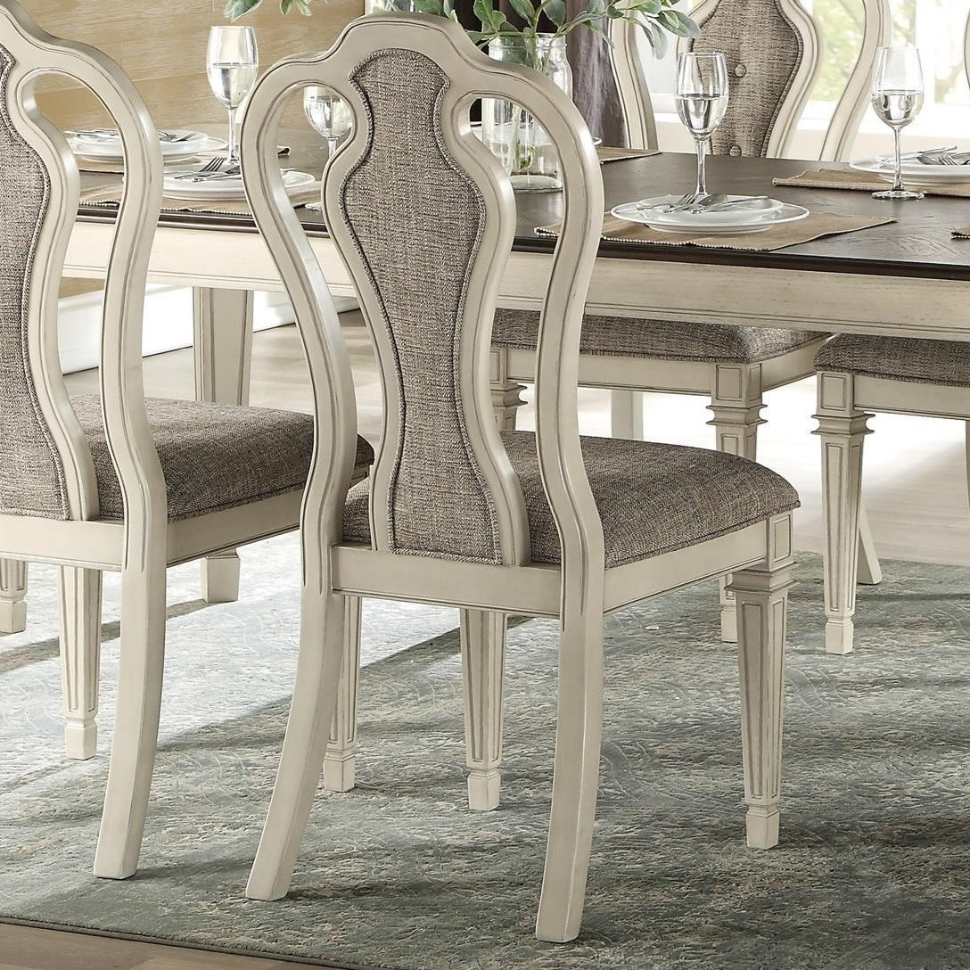 Kayley Side Chair by Acme Furniture at Carolina Direct