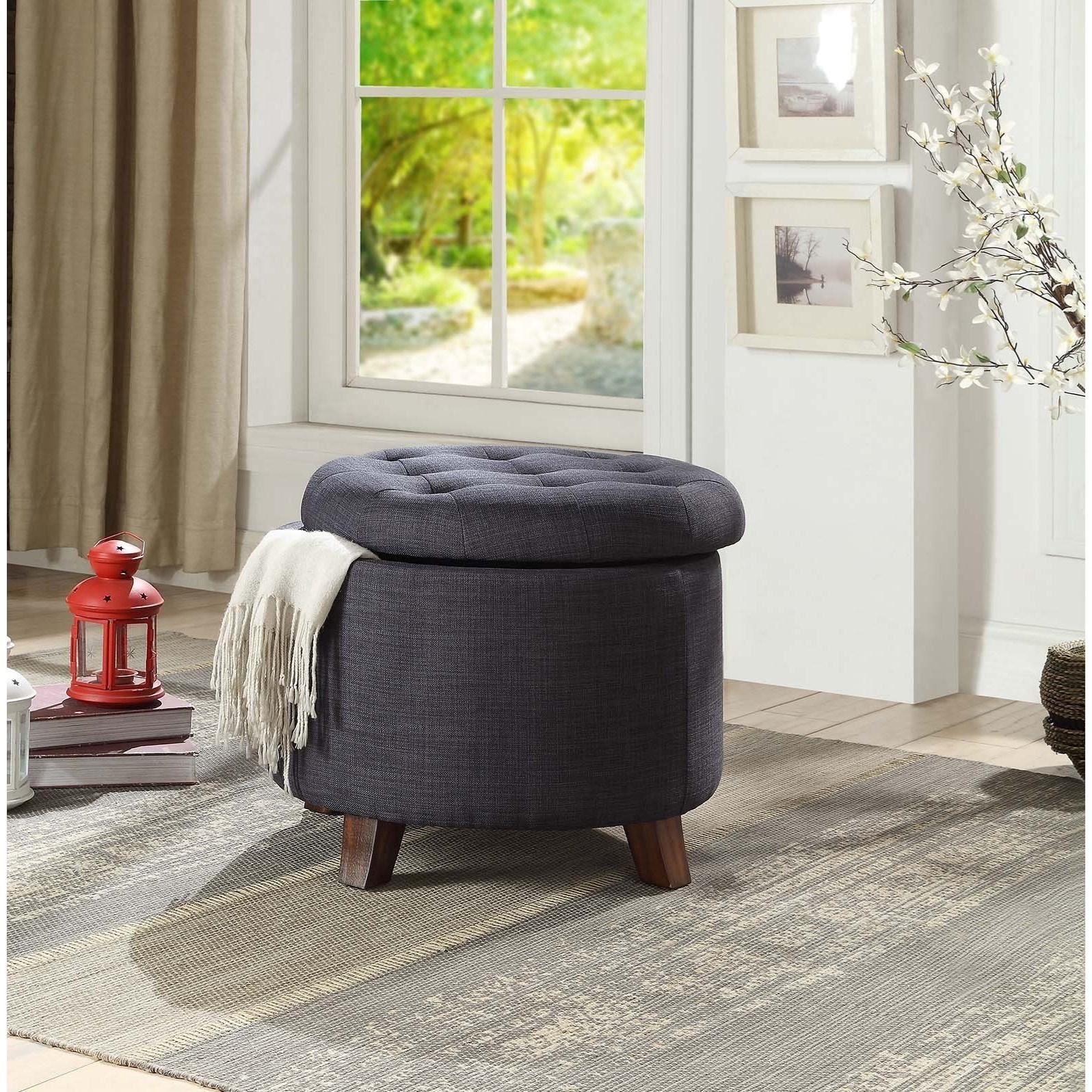 Kelia Ottoman  by Acme Furniture at Corner Furniture