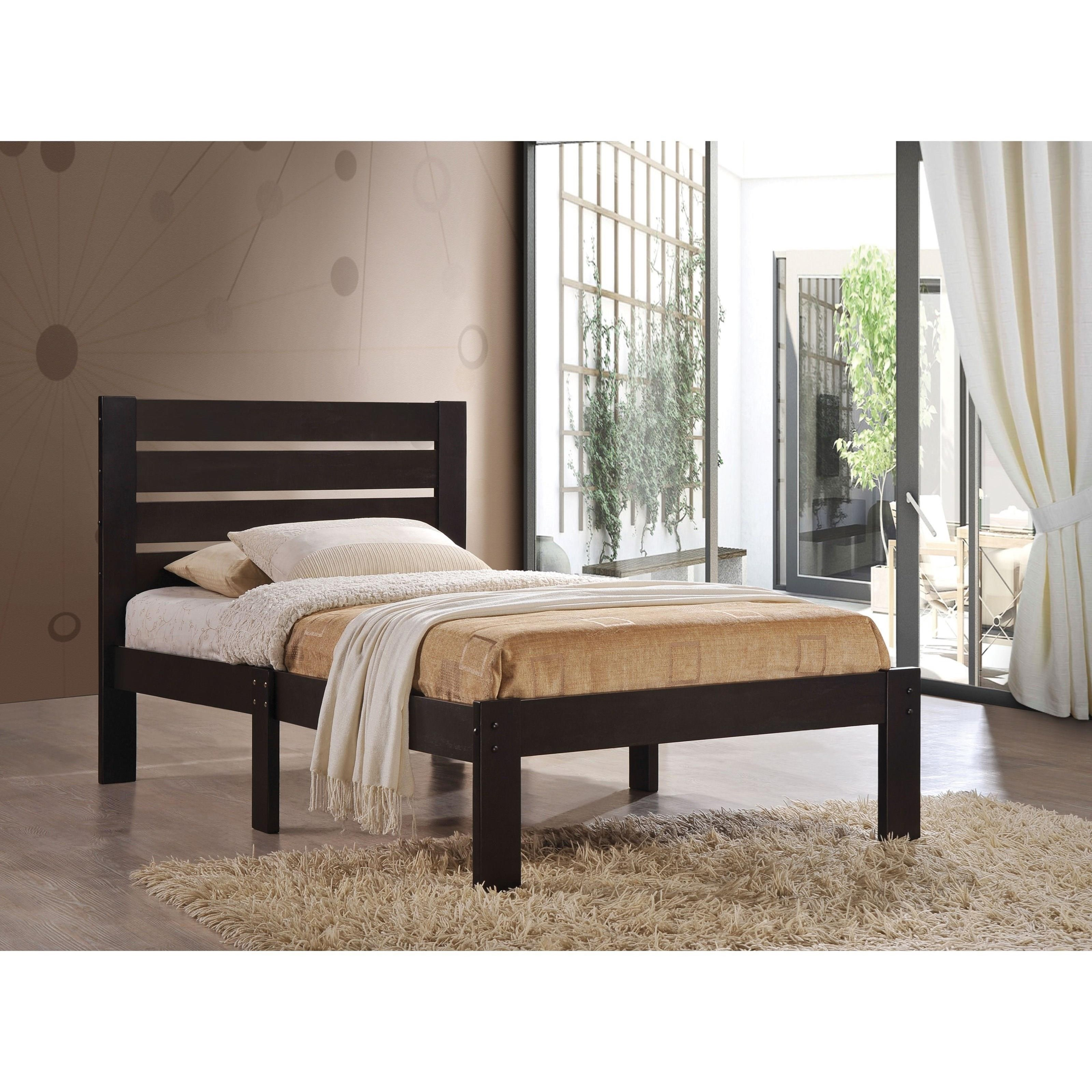 Kenney Full Bed by Acme Furniture at Nassau Furniture and Mattress