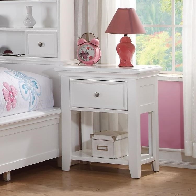 Lacey Nightstand by Acme Furniture at A1 Furniture & Mattress