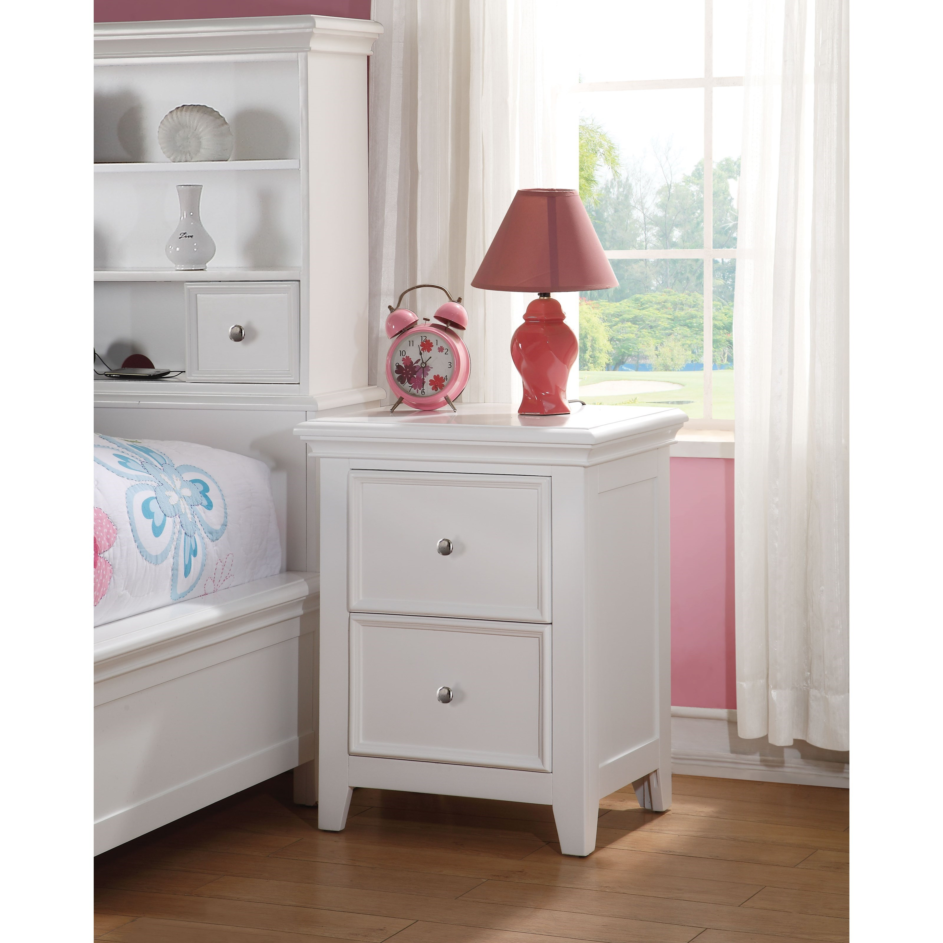 Lacey Nightstand by Acme Furniture at Carolina Direct