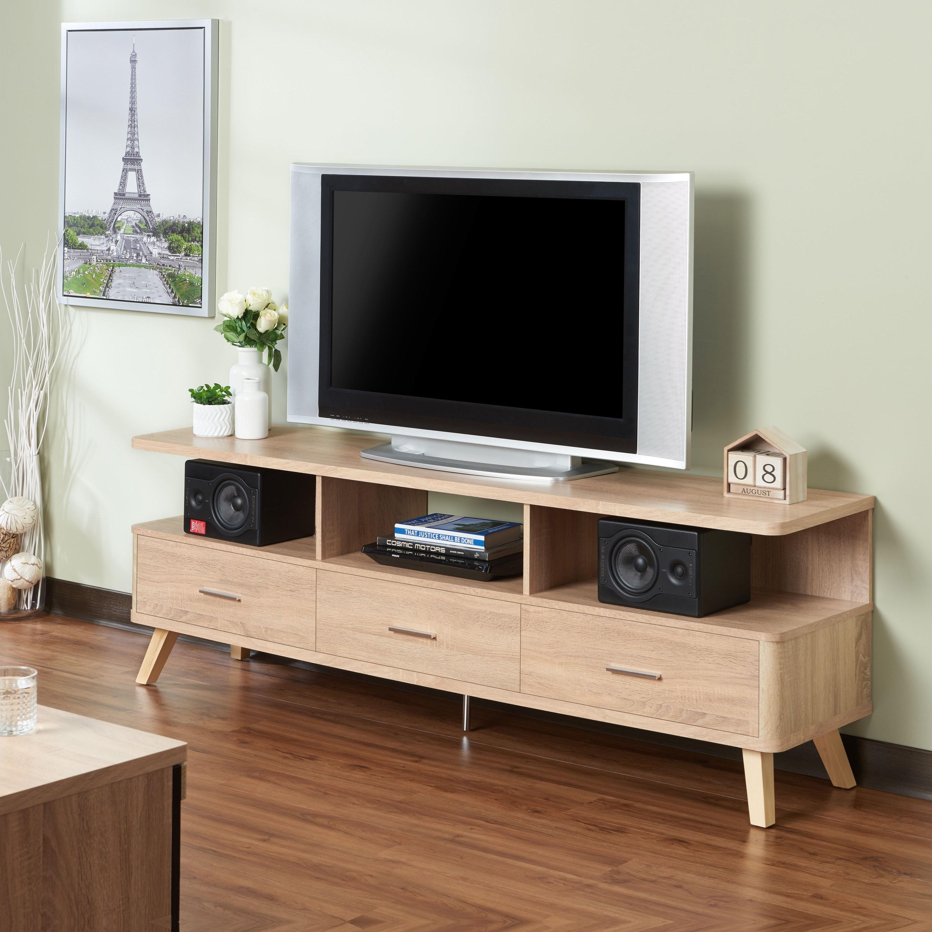 Lakin TV Stand by Acme Furniture at Carolina Direct