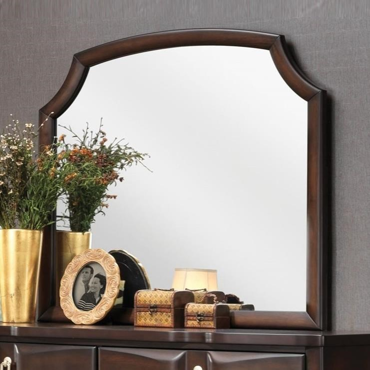 Lancaster Mirror by Acme Furniture at Carolina Direct