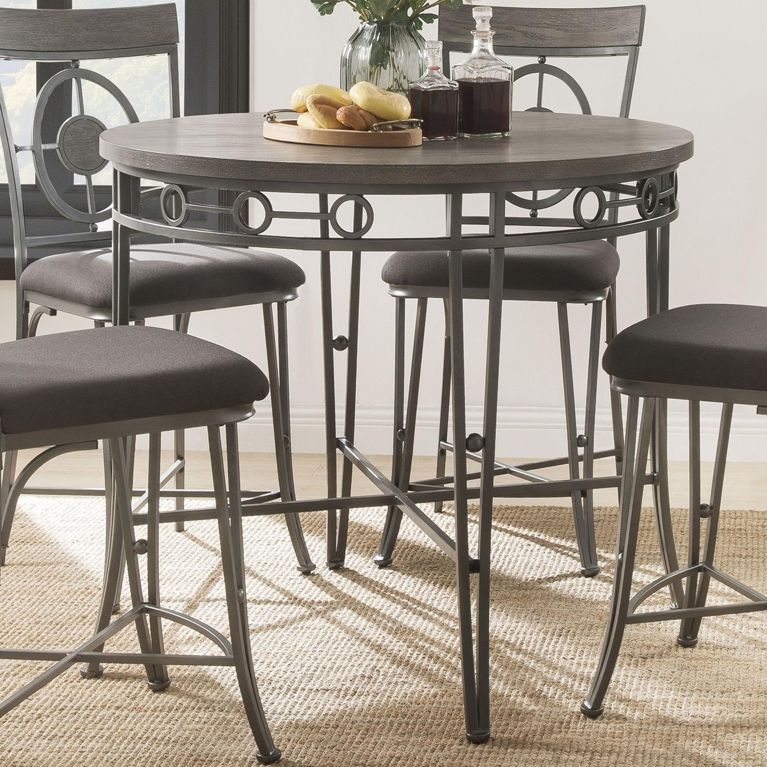 Landis Counter Height Table by Acme Furniture at Carolina Direct