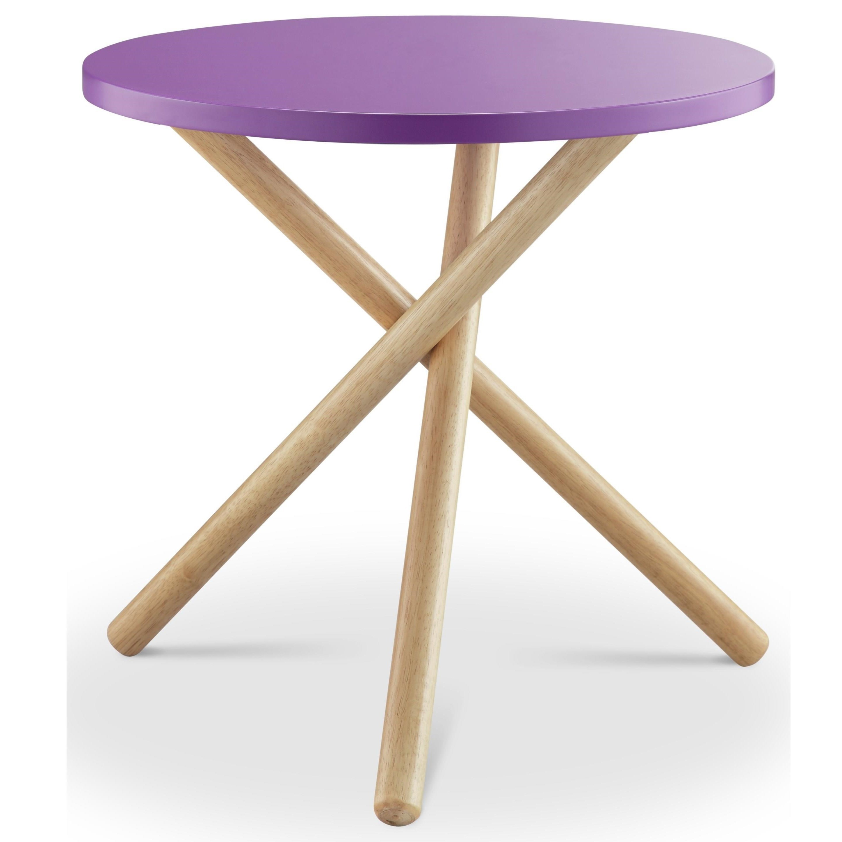 Lanica End Table by Acme Furniture at A1 Furniture & Mattress
