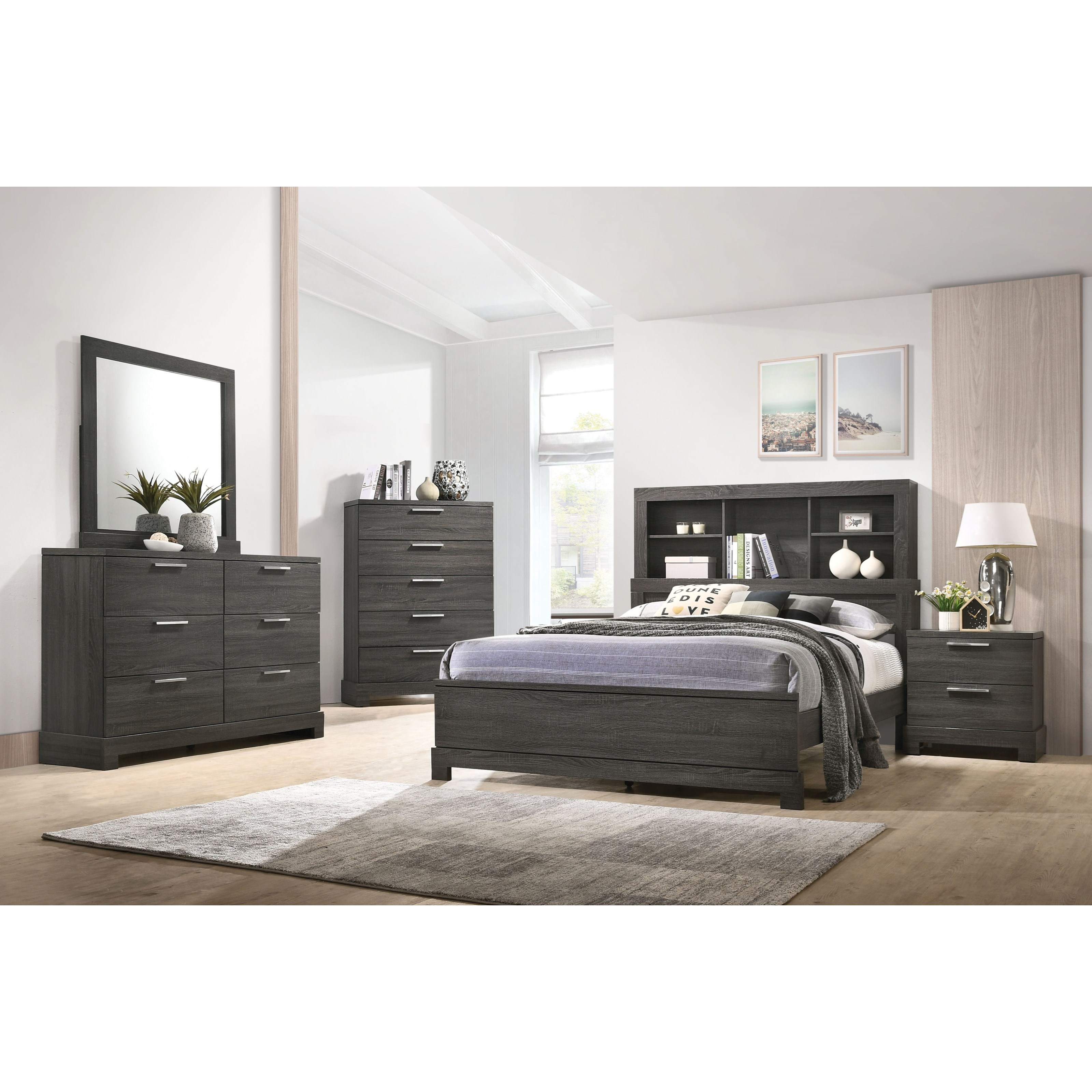 Lantha Queen Bedroom Group by Acme Furniture at Carolina Direct