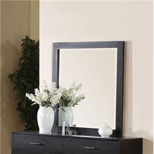 Contemporary Dresser-top Mirror