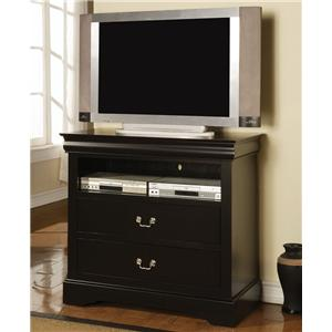 Transitional Media Chest