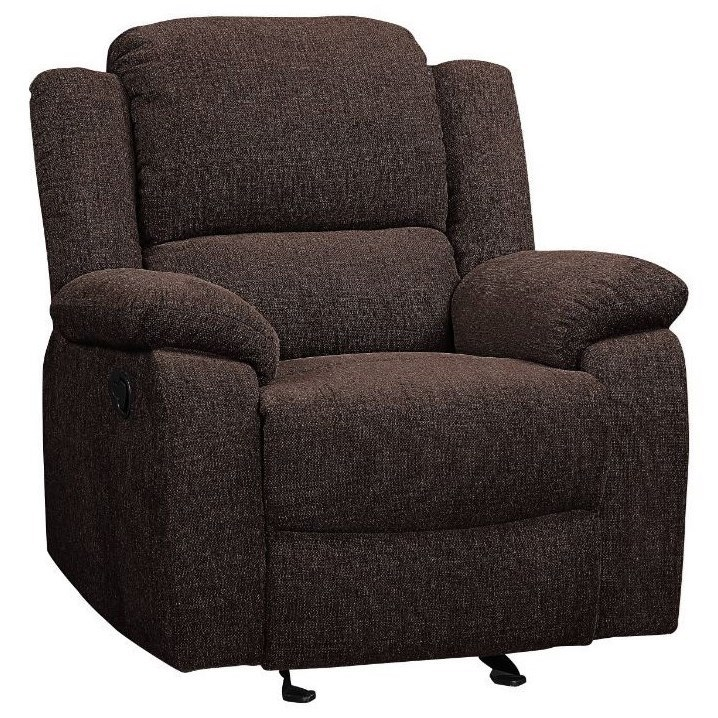 Madden Glider Recliner by Acme Furniture at A1 Furniture & Mattress
