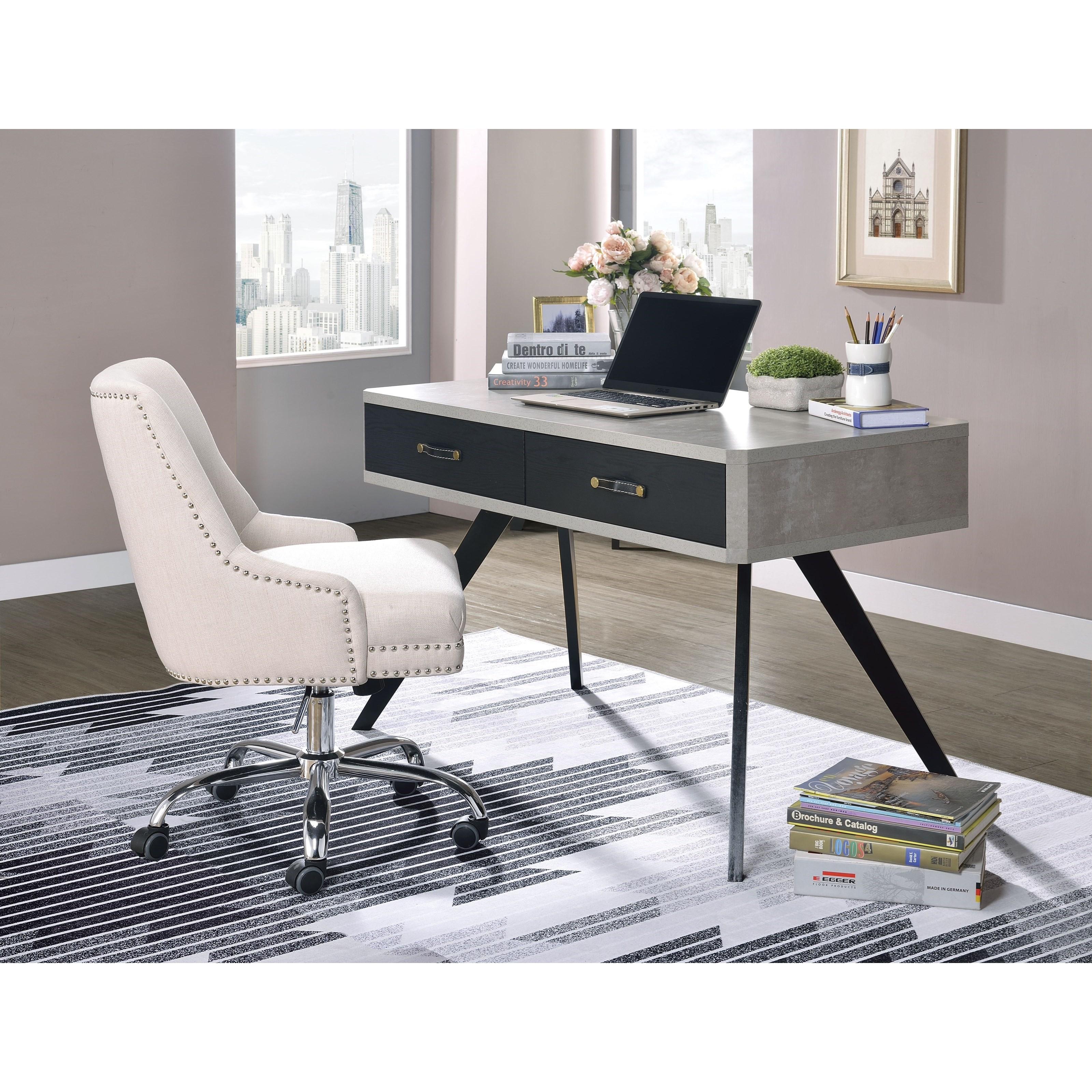 Magna Desk by Acme Furniture at Carolina Direct