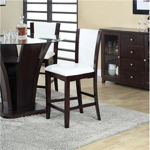 Contemporary Counter Height Dining Chair