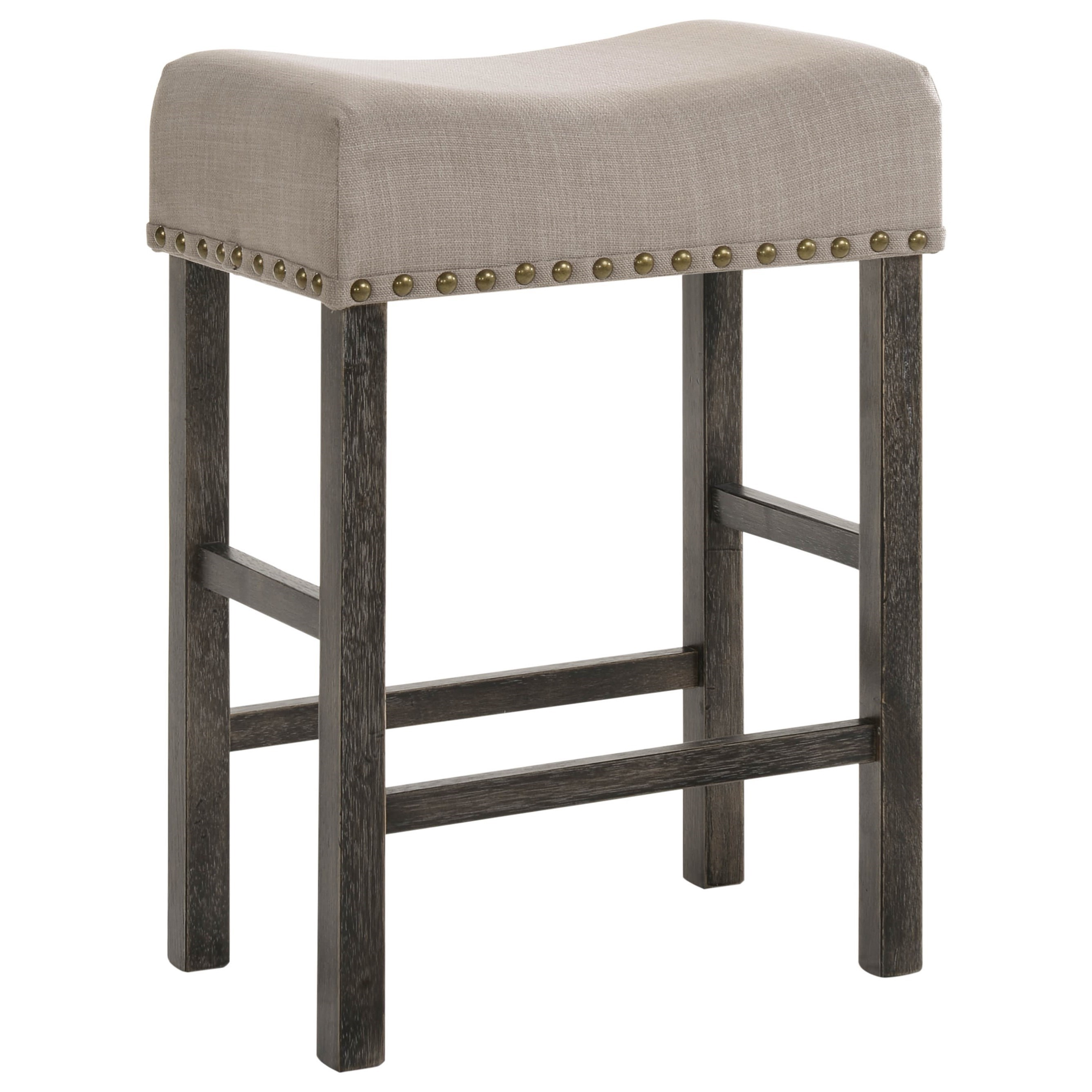 Martha II Counter Height Stool (Set-2) by Acme Furniture at Carolina Direct