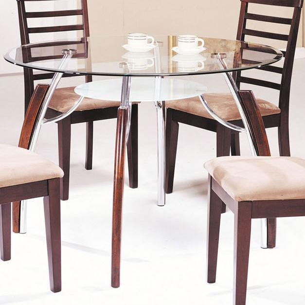 Martini Contemporary Dining Table by Acme Furniture at Carolina Direct