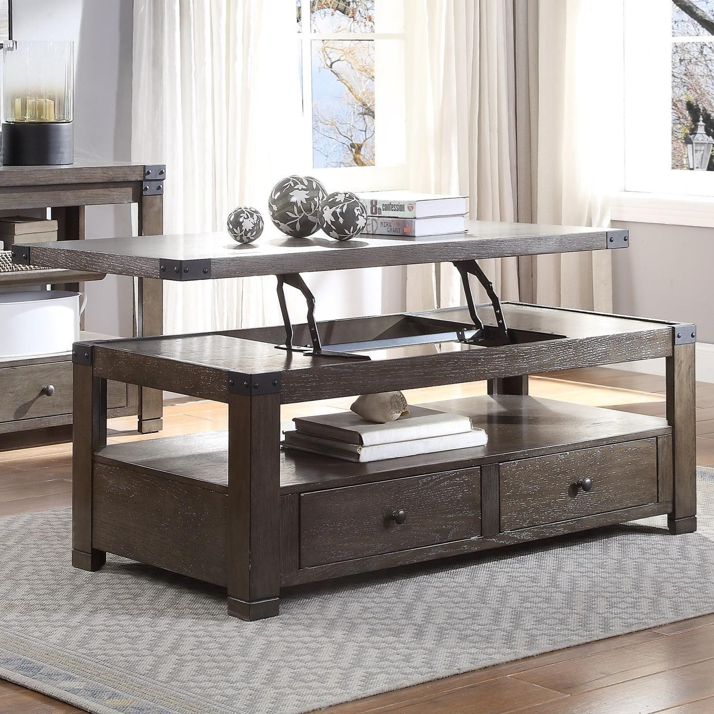 Melville Coffee Table by Acme Furniture at Carolina Direct
