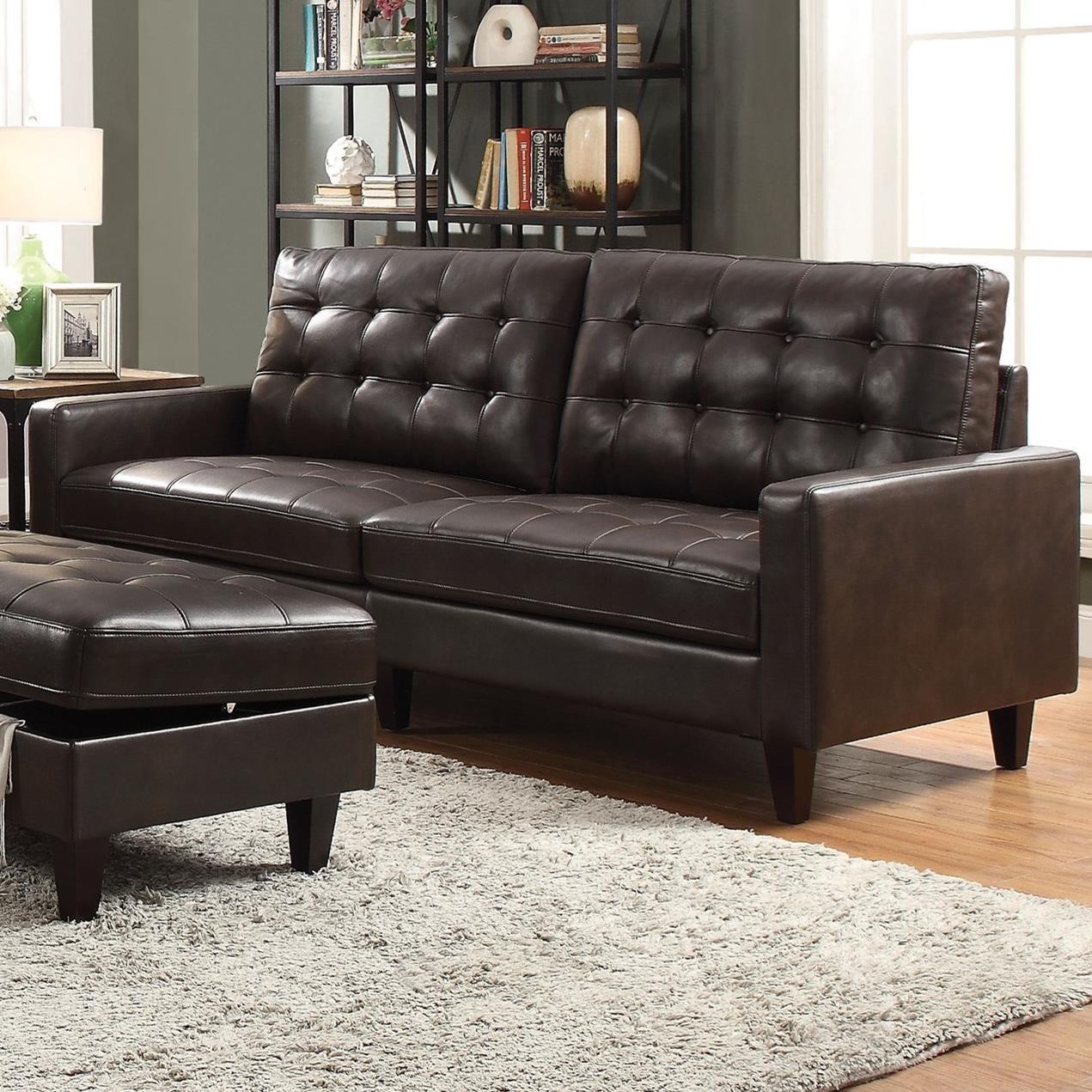 Nate Sofa by Acme Furniture at Carolina Direct