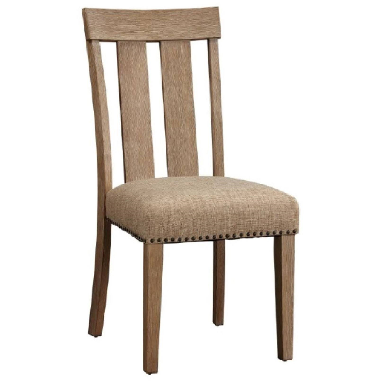Nathaniel Side Chair by Acme Furniture at Carolina Direct